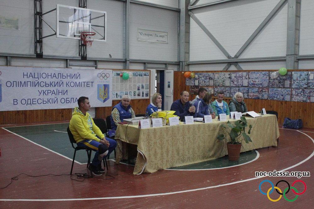Знаменитые гребцы из Украины и Беларуси провели олимпийский урок в Вилково
